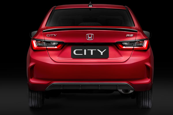 Honda City RS 2020 6